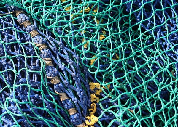 Trawler Netting by r0nn1e