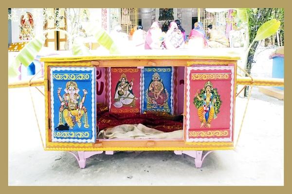 God\'s Conveyance by prabhusinha