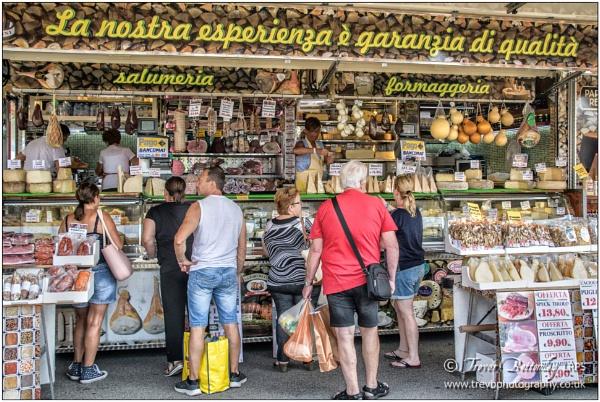 Intra Market by TrevBatWCC