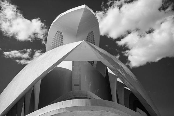 Opera House Valencia by rontear