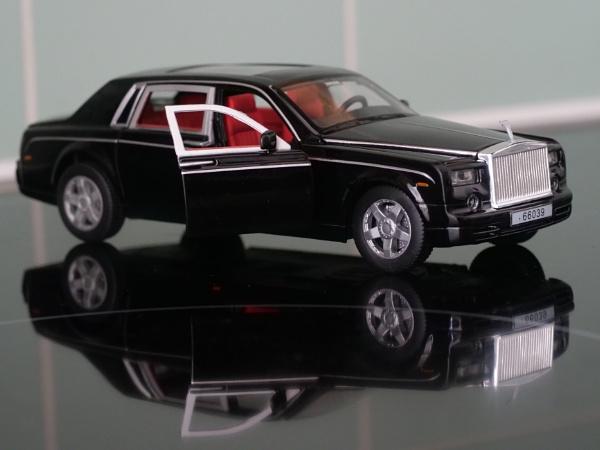 Model Rolls Royce by sparrowhawk