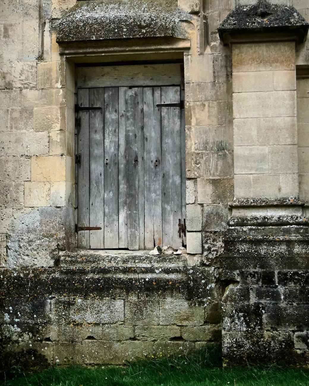just a door ...