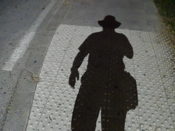 Shadow Man by YoungGrandad
