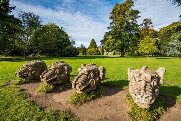 Wallington Hall Northumberland by icphoto