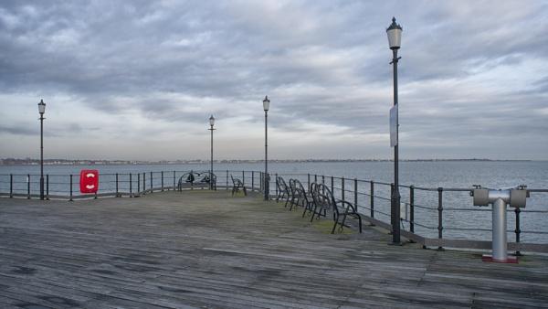 A long pier by dudler
