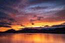 Lochcarron at Sunset by geffers7