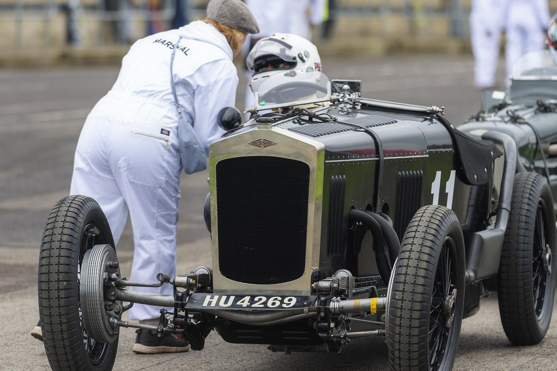 1926 Fraser Nash Supersport