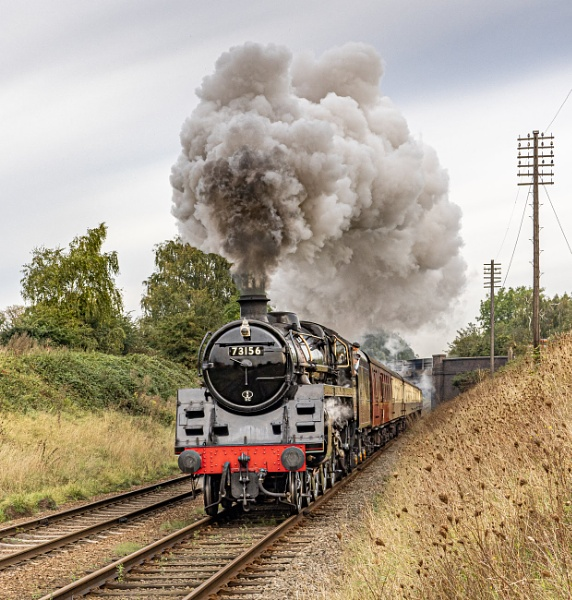 Standard 5 Approaching Woodthorpe by Paulmayo21