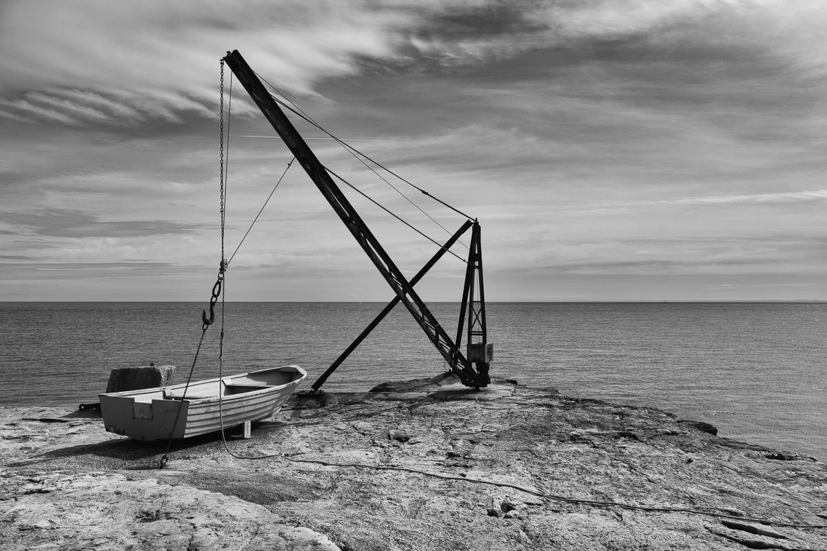 The Boat Crane