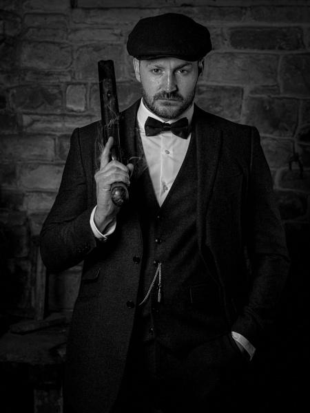 Smoking Gun by RobertTurley