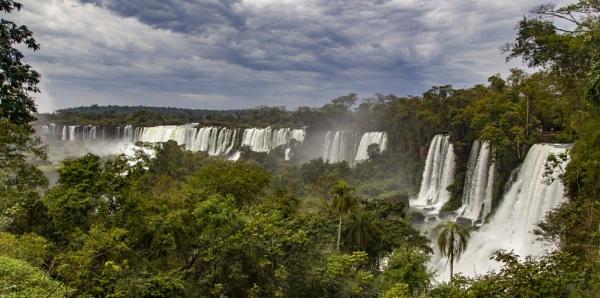 Iguazu Falls by TheShaker