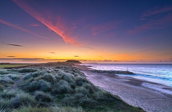 Hengistbury Head Dawn by NickLucas