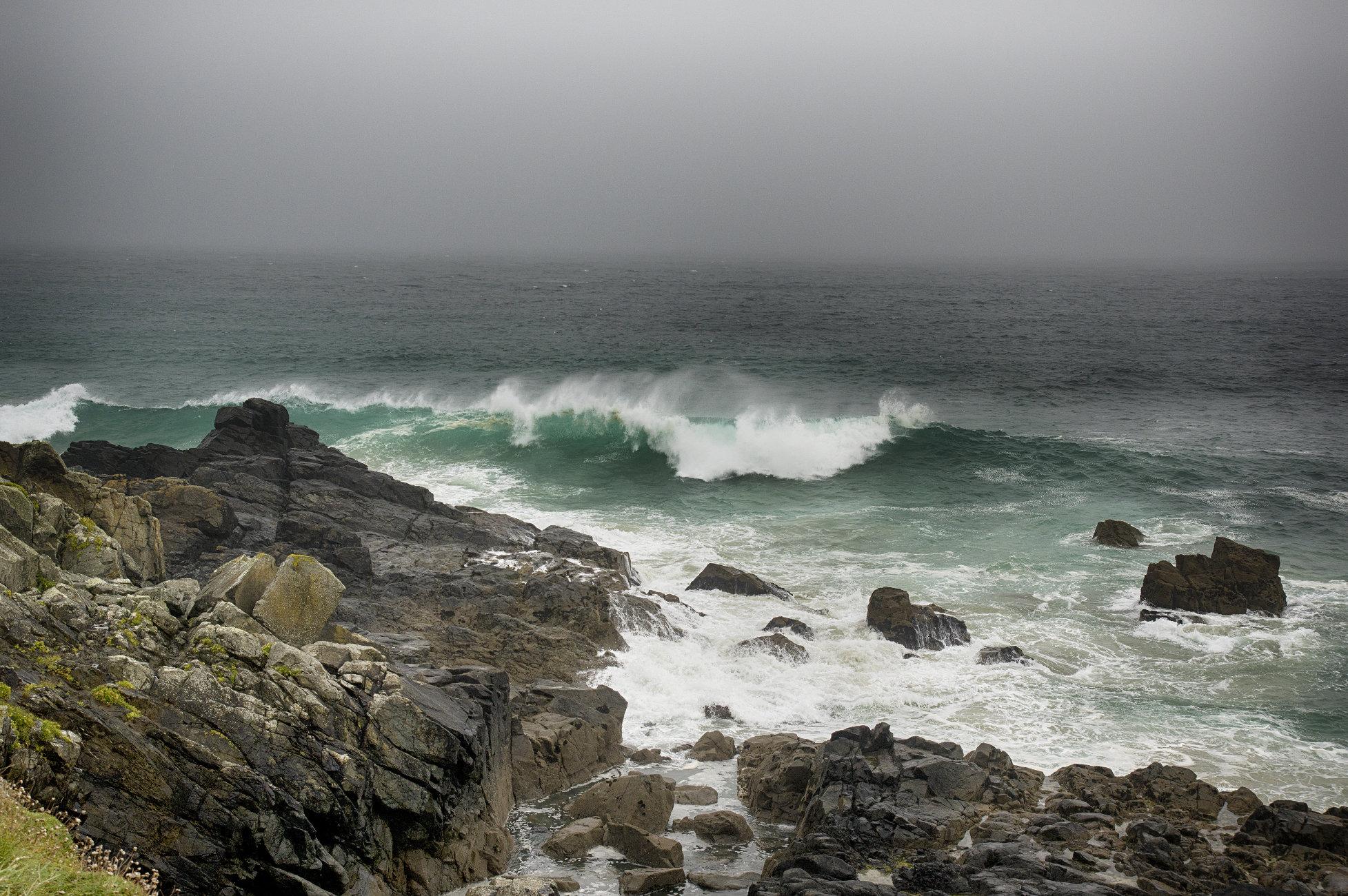 Wave St Ives