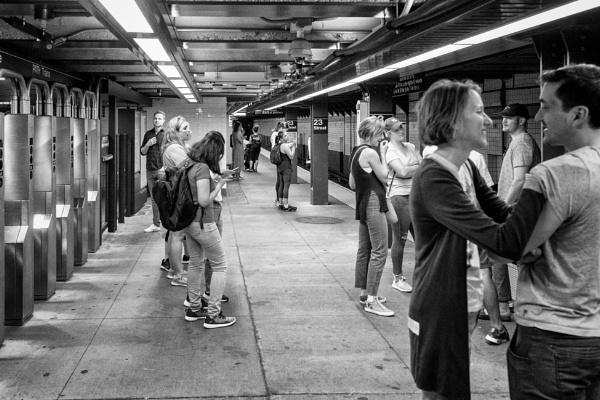 Subway Love by NevJB
