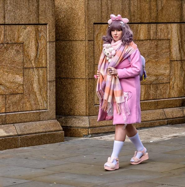 sweet pink by mogobiker