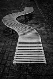 Thames Walkway Bench
