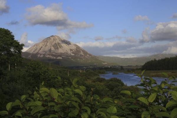 Mount Errigal by RayBrady