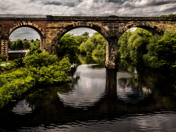 Yarm Viaduct by Bore07TM