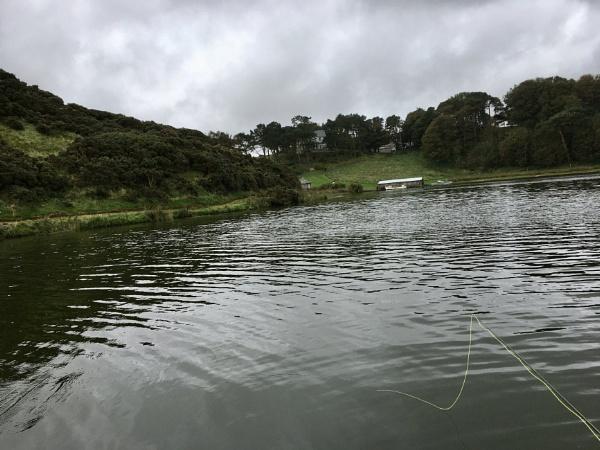 Coldingham Loch. by Pinarellopete