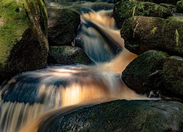 Waterfall by lagomorphhunter
