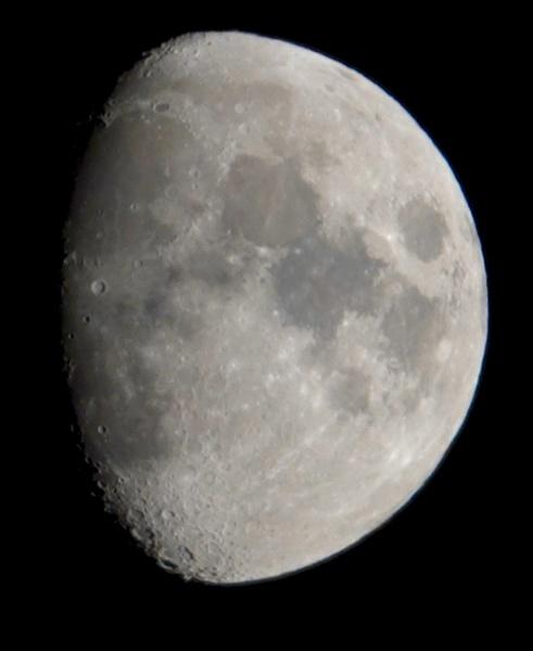TonightÂ's Moon by steve120464