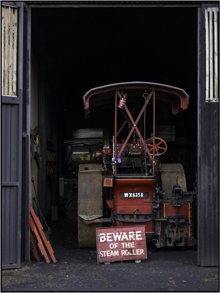 Beware! by woolybill1