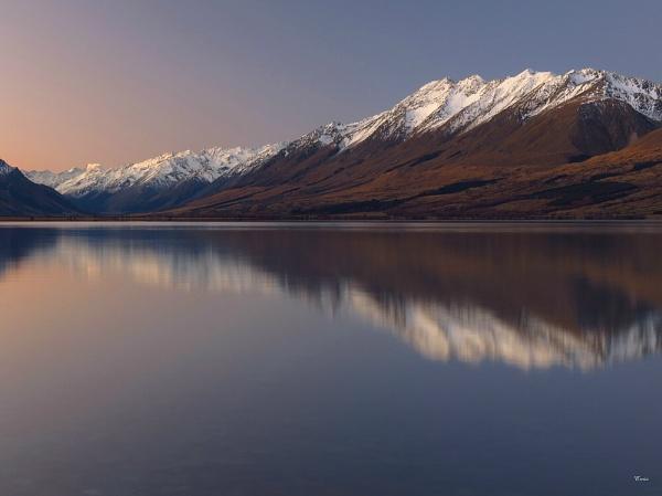 Lake Ohau 34 by DevilsAdvocate