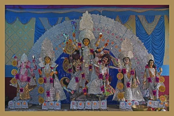 Durga Puja by prabhusinha
