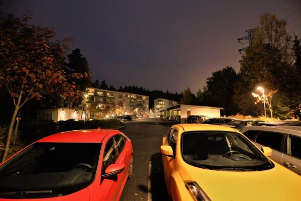 at night by MTT