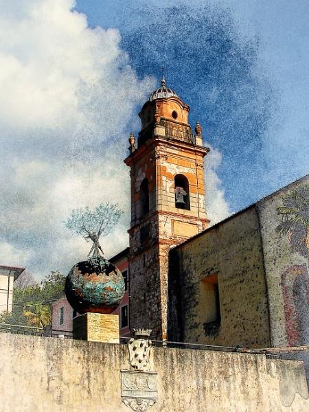 Pietrasanta Bell Tower by Robert51