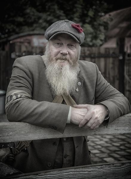 Local Defense Volunteer by Gavin_Duxbury