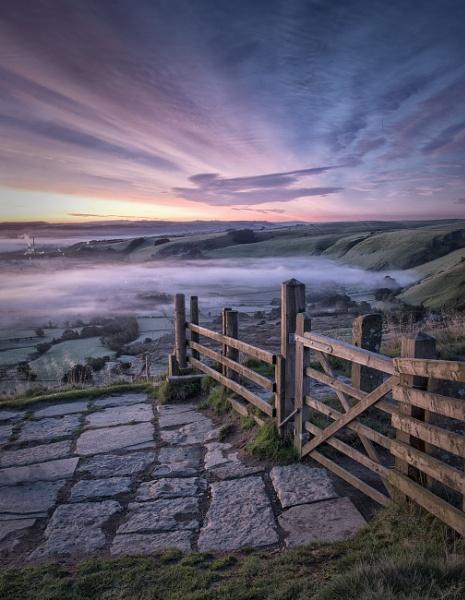 Dawn from the Gate by Gavin_Duxbury
