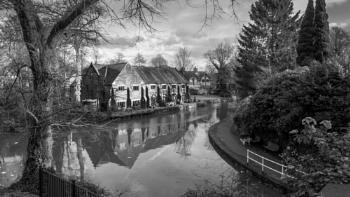 Bridgewater Canal - Eccles
