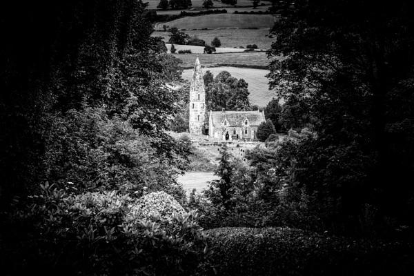 Llanyblodwel Church by bobbyl