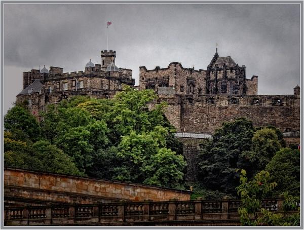 Edinburgh Castle by PhilT2