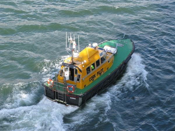 Cork Pilot Boat by Canonshots