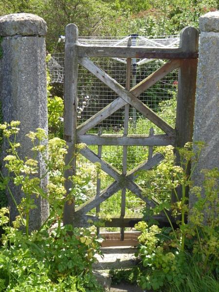 4. Old Wooden Gate. by Gypsyman