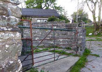 5. Extra Long Farm Gate.