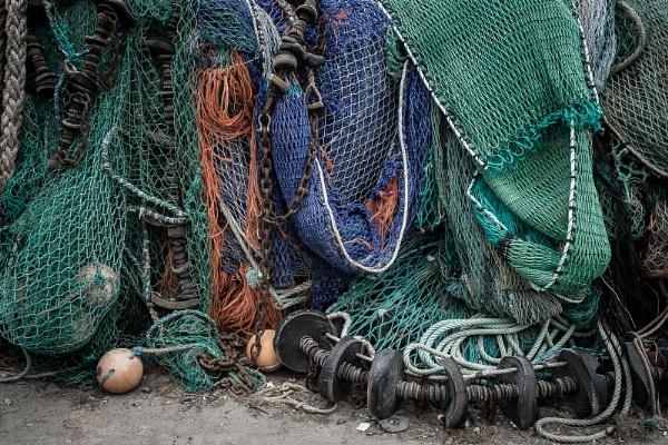 Fishing Nets by rolandcarlin
