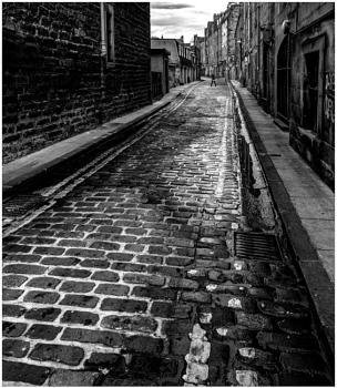 Queensferry Street Lane