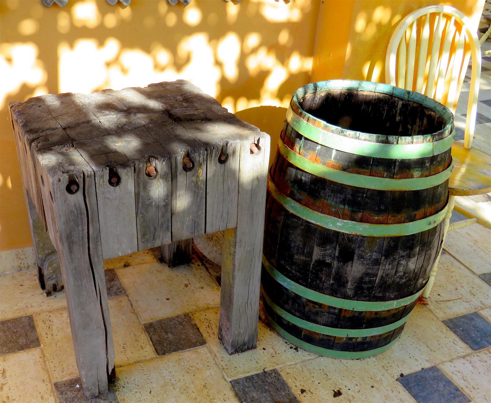 Block and Barrel