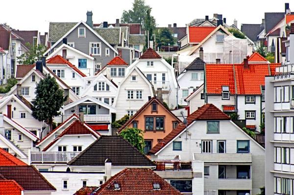 Old Stavanger by nanpantanman