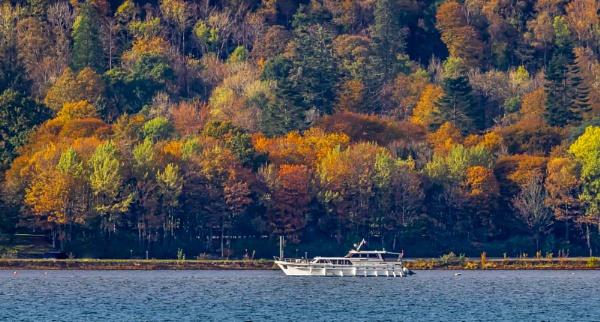 autumn mooring by alanb