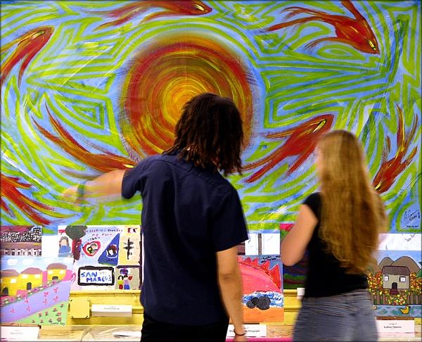 art exhibit by carmenfuchs