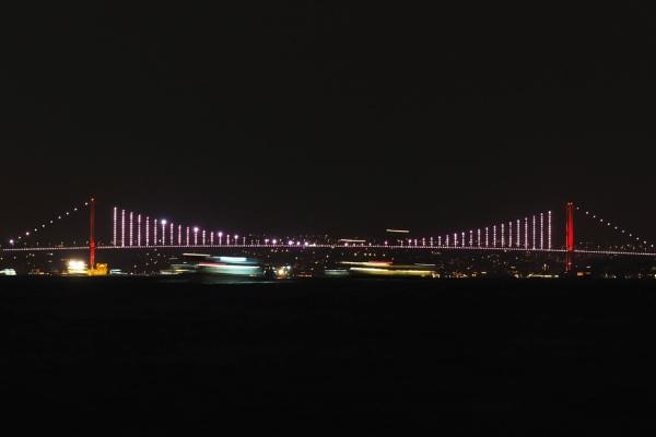 The Bosphorus Bridge by MAK54