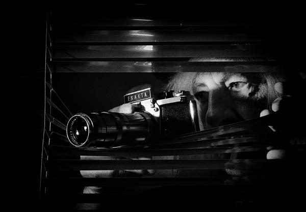 I Spy. by mistere