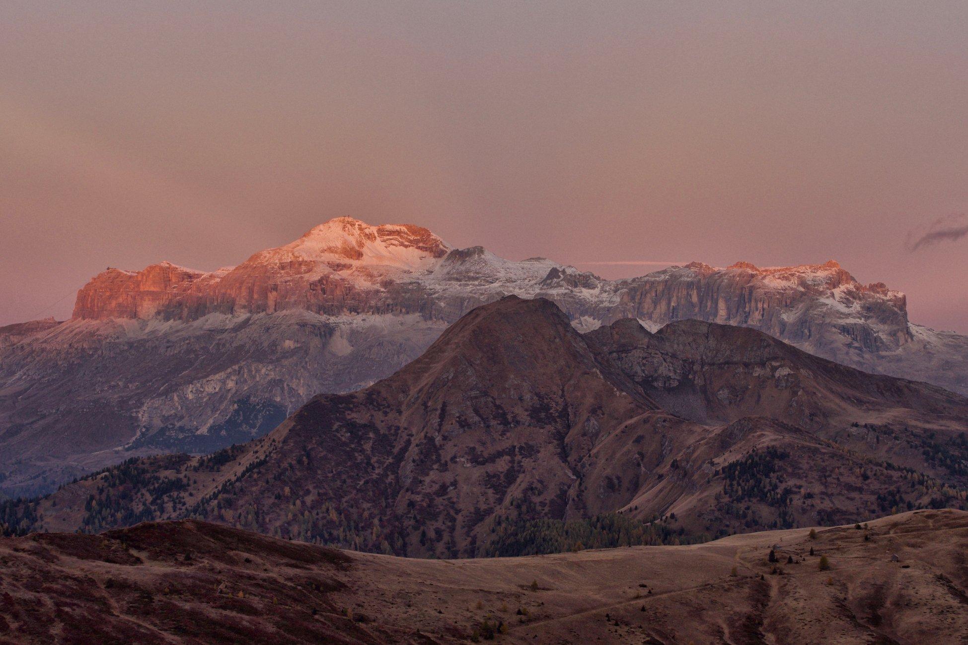 Dolomite Dawning