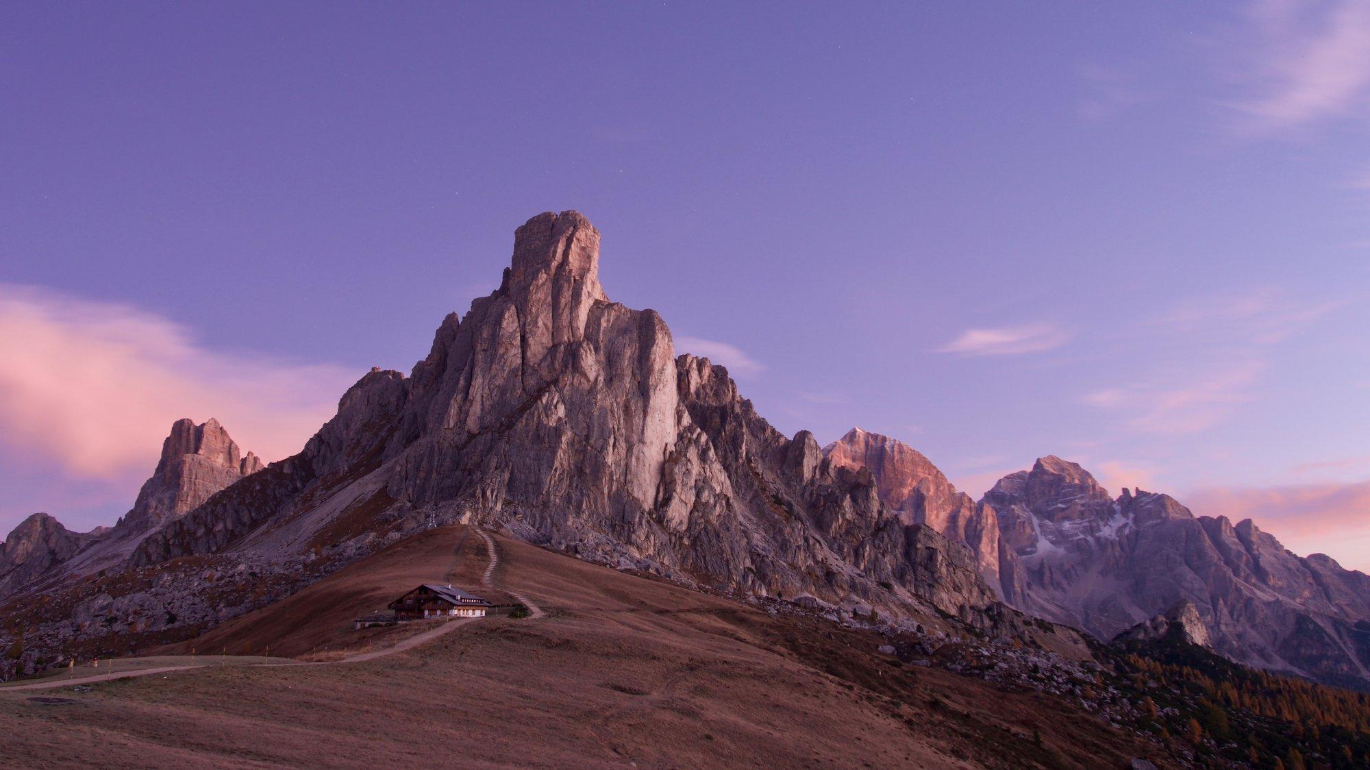 Dolomite Dawning II
