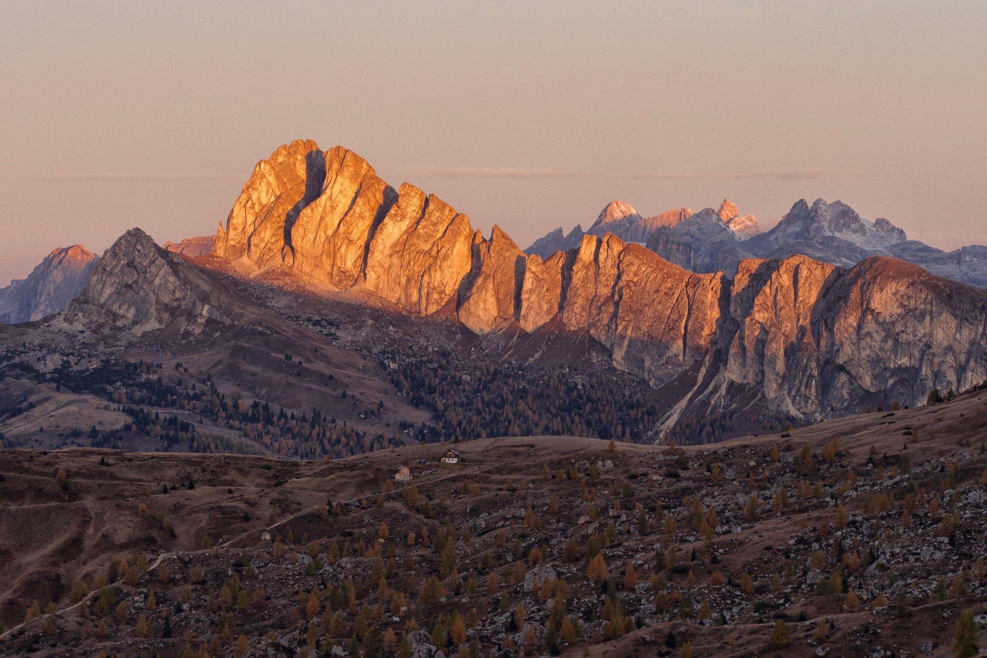 Dolomite Dawning III