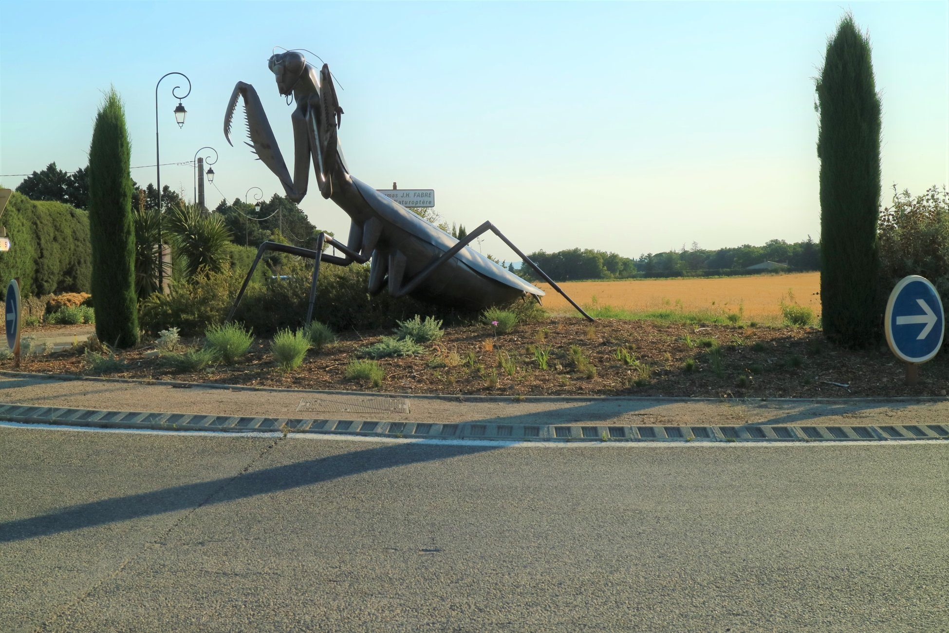 French Roundabouts Bug Me (They are so cool!)